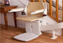 curve stairlift We are one of the leading suppliers of new stairlifts and reconditioned stairlifts.